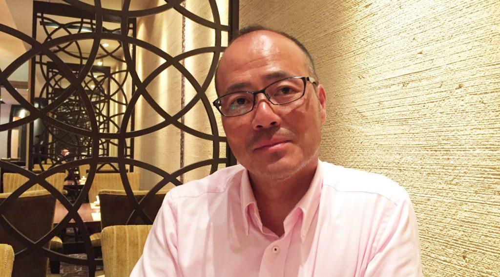 森山宏則さん(取材時45歳/2010年当時38歳)